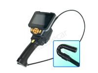 Эндоскоп с управляемой камерой VIN-86-8мм-1м-push со съемным монитором 4,3 дюйма