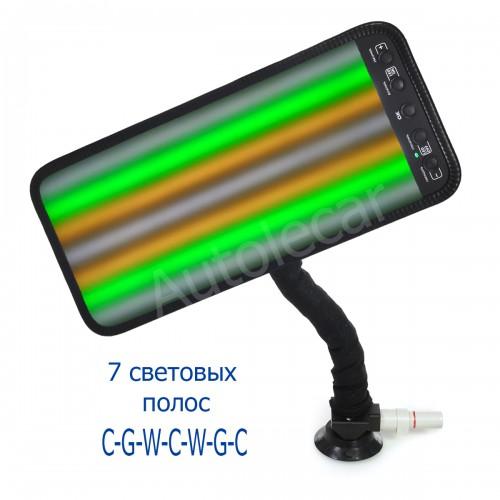 PDR лампа 420/200мм Green 7полос Арт 2.6.52