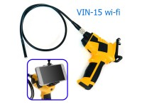 Эндоскоп VIN-15-8мм-1м WiFi FullHD 2мп