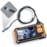 Эндоскоп с двойной видеокамерой VIN-13-8мм-dual 1м и 3м FullHD 2МП