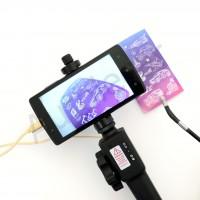 VR-5-5,5мм-1м DELTA Автомобильный эндоскоп с управляемой камерой и термодатчиком
