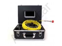 VGR-01-23мм (20-120м) Эндоскоп для телеинспекции труб