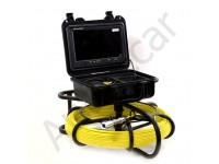 VGR-09-23мм (20-150м) Эндоскоп для телеинспекции труб, канализации