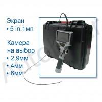 VFE-222 эндоскоп с управляемой камерой на выбор 2-сторонней или 4-сторонней