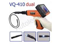 VQ-410-8мм Dual Эндоскоп с двойной камерой (фронтальной и боковой)