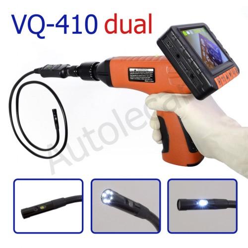 VQ-410-8мм-1м-Dual Эндоскоп с двойной камерой (фронтальной и боковой)