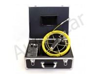 VNR-11-23мм-30м Эндоскоп для труб, канализации