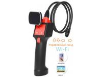 Эндоскоп VI-85-8mm (0.8-2 метра)Soft wi-fi с управляемой камерой 180'