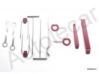 Лопатки для разборки салона авто Арт 2.16.32