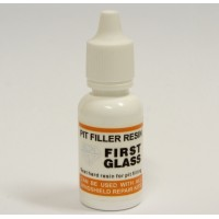 Полимер FIRST GLASS Pit Filler Resin 15 ml