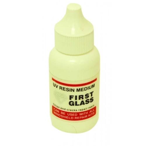 Полимер FIRST GLASS UV Resin Medium Арт 1.3.2