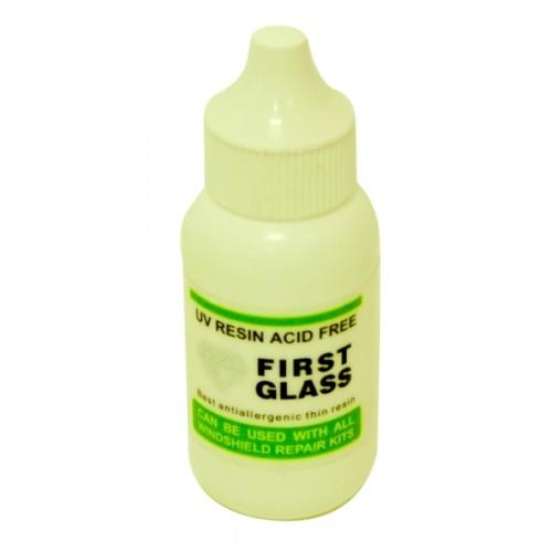 Полимер FIRST GLASS UV Resin Acid Free Арт 1.3.6