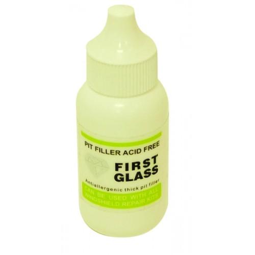 Полимер FIRST GLASS Pit Filler Acid Free Арт 1.3.7