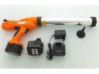 Пистолет для герметика электрический 600мл